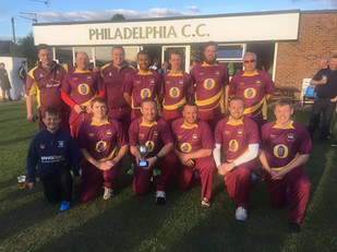 2016 - 1st XI - 1515 cup winners beating Marsden at Philadelphia in the final