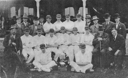 1926 - 1st XI and Club officials