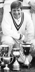 1994 - Glenn Robinson who tragically lost his young life to meningitis at the age of 16 in 1997