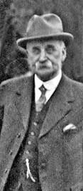 1923 - James Palliser achieved 30 years service