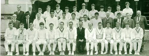 1969 - 100 years celebration