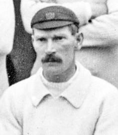 1925 - R Harrison was captain since 1905