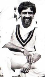 1987 - Professional Wasim Raja (Pakistan)