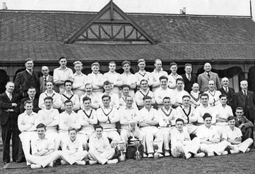 1951 - 1st XI, 2nd XI, 3rd XI and juniors all finished league winners