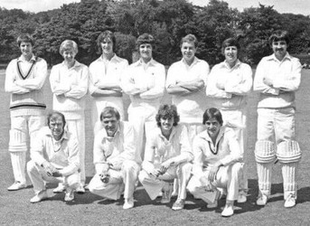 1980 1st XI at Wearmouth