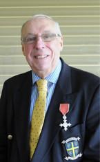 2019 - Chairman Malcolm Pratt - 60 years service to the Club