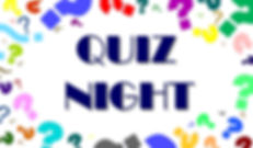 General knowledge and sport quiz night