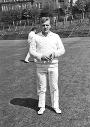 1975 - Tom Clish - the most successful captain in the Club's history