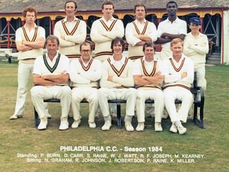 1984 - 1st XI