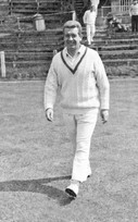 1966 - Frank Forster took all 10 wickets in a match