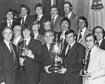 1979 - 1st XI - Durham Senior League winners