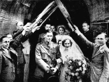 1940 - Marriage of John T McCall