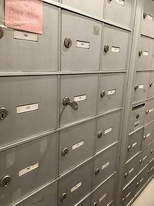 Cambiar Mailbox Lock