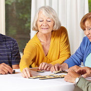 elderly playing games shutterstock_12726
