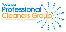 Tauranga Professional Cleaners Group logo