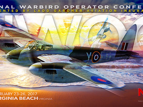Code 1 at National Warbird Operator Conference