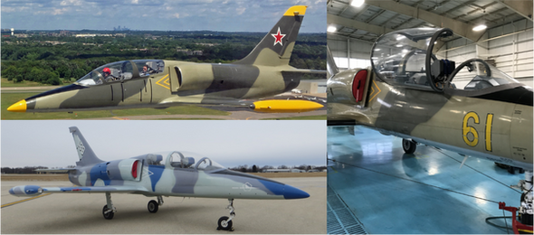 Two new l 39 listings and a price change from code 1 aviation code code 1 aviation is excited to announce that we have added two more l 39s for sale by our brokerage team each of these aircraft are ready to go and offer fandeluxe Image collections