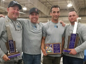 Code 1 Aviation and its Customers Bring Home Trophies in Each Jet Class at Reno Air Races