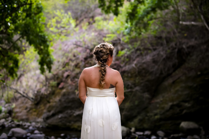 bridal hair and makeup maui