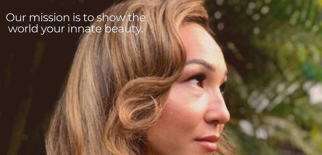 Peach Flat & Minimalist Beauty Website.j
