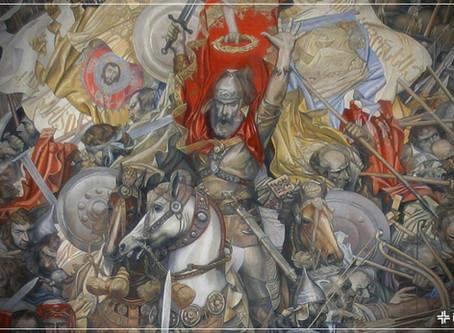St. Vartan and the Battle of Avarayr