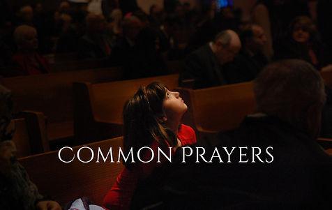 Common Prayers Armenian
