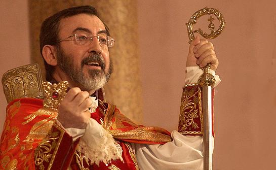 Archbishop Khajag Barsamian