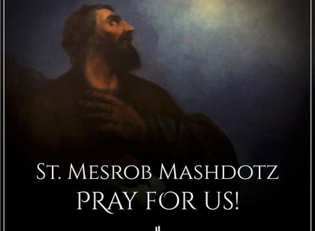 St. Mesrob Mashdotz