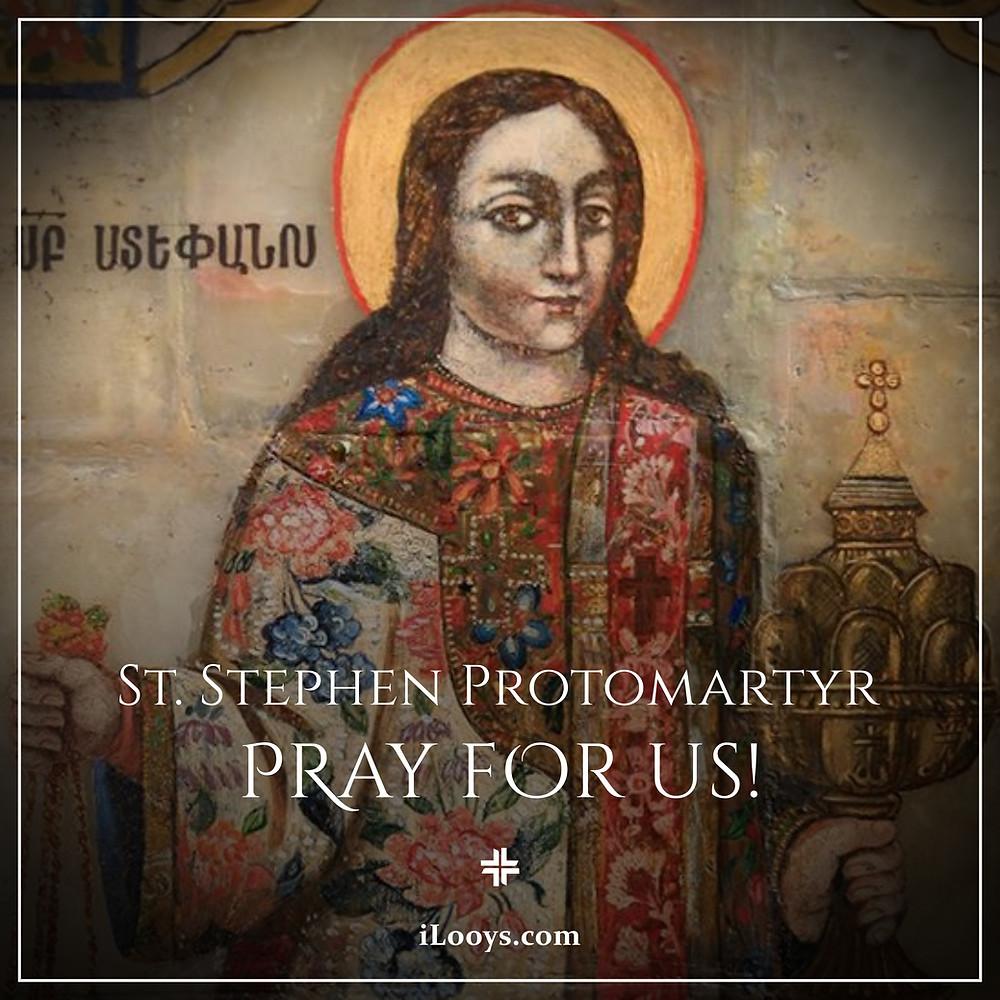 Saint Stephen Protomartyr Armenian