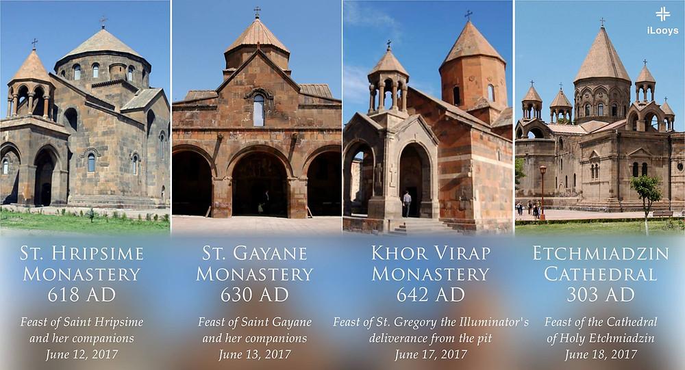 Araratian Week iLooys Armenian Church