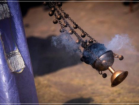 Why Is Incense Used During Badarak?