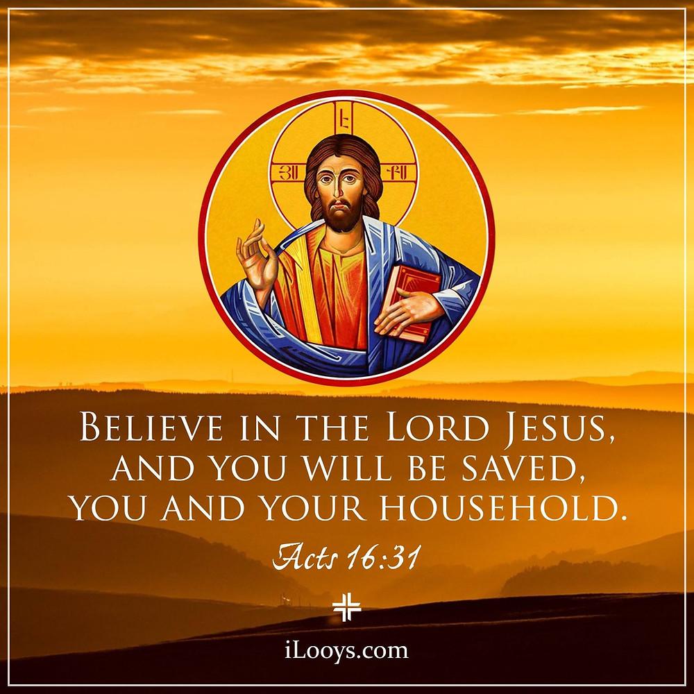 Jesus Saves iLooys.com