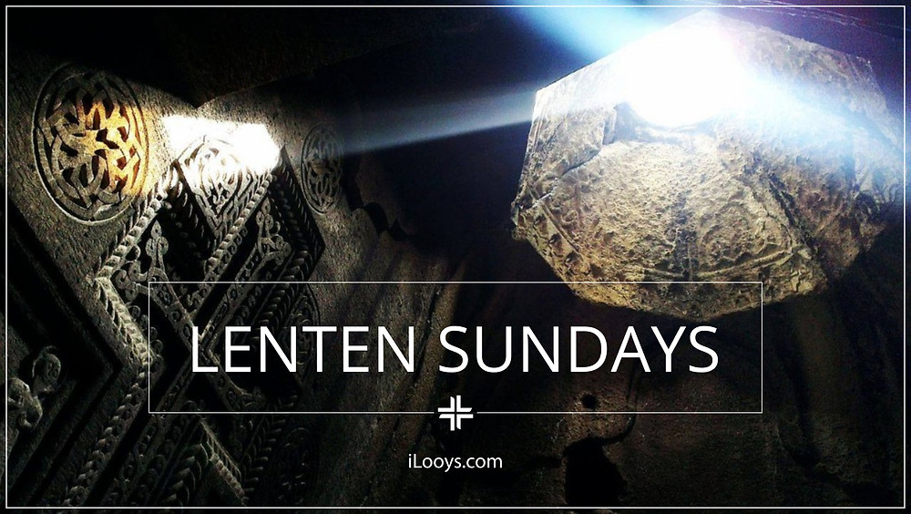 Lenten Sundays iLooys.com