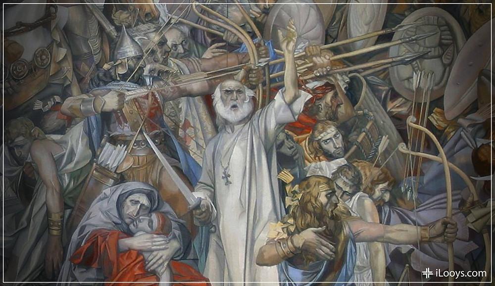 St. Ghevond, Leontius iLooys