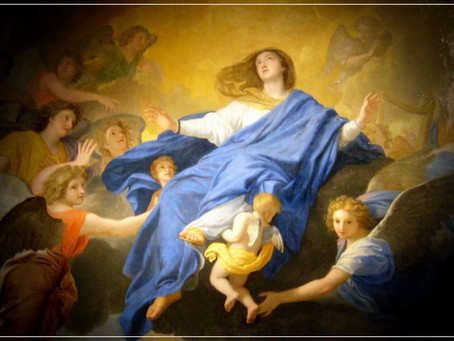 The Feast of the Assumptionof the Holy Mother-of-God