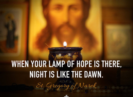 The Lamp Of Hope