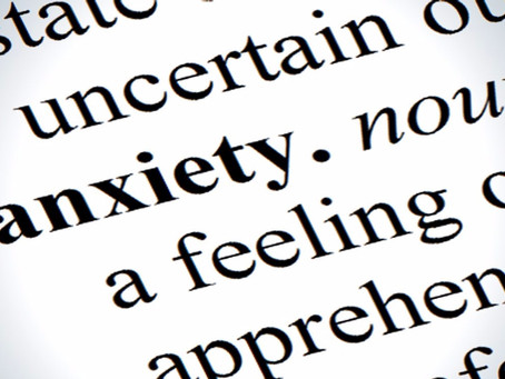 4 Tips for Overcoming Anxiety