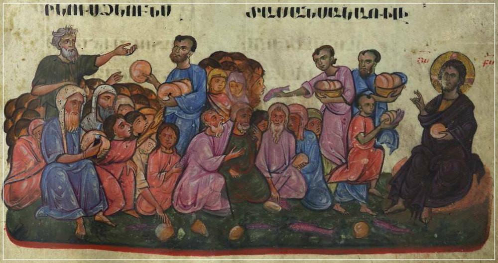Feeding 5000 iLooys.com Matthew 14:13-21