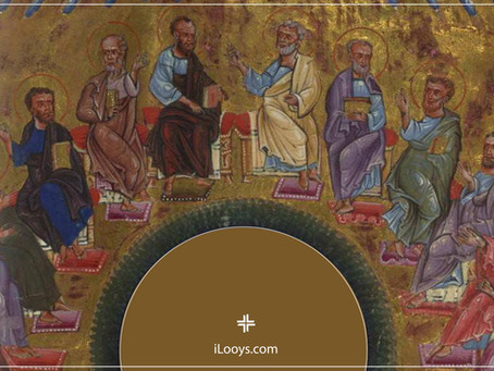 Commemoration of the Twelve Apostles of Christ and St. Paul the Thirteenth Apostle