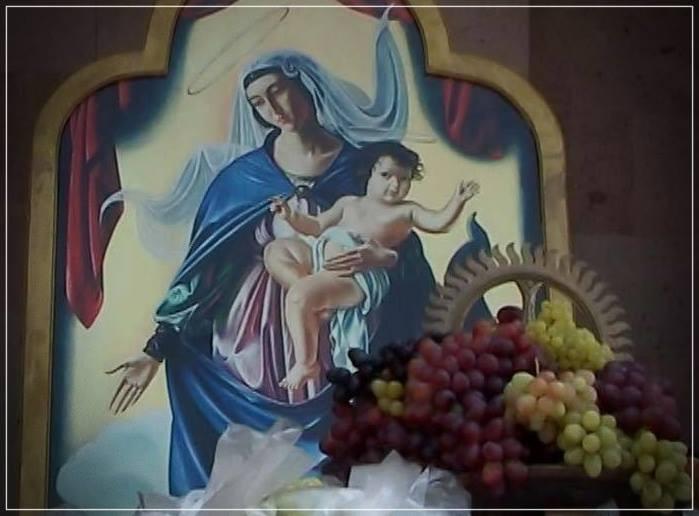 Virgin Mary Armenian