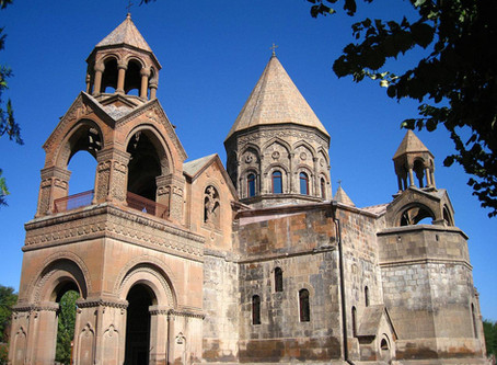 The Feast of the Cathedral of Holy Etchmiadzin
