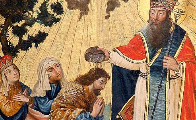 Conversion of Armenia, St. Gregory the Illuminator, iLooys