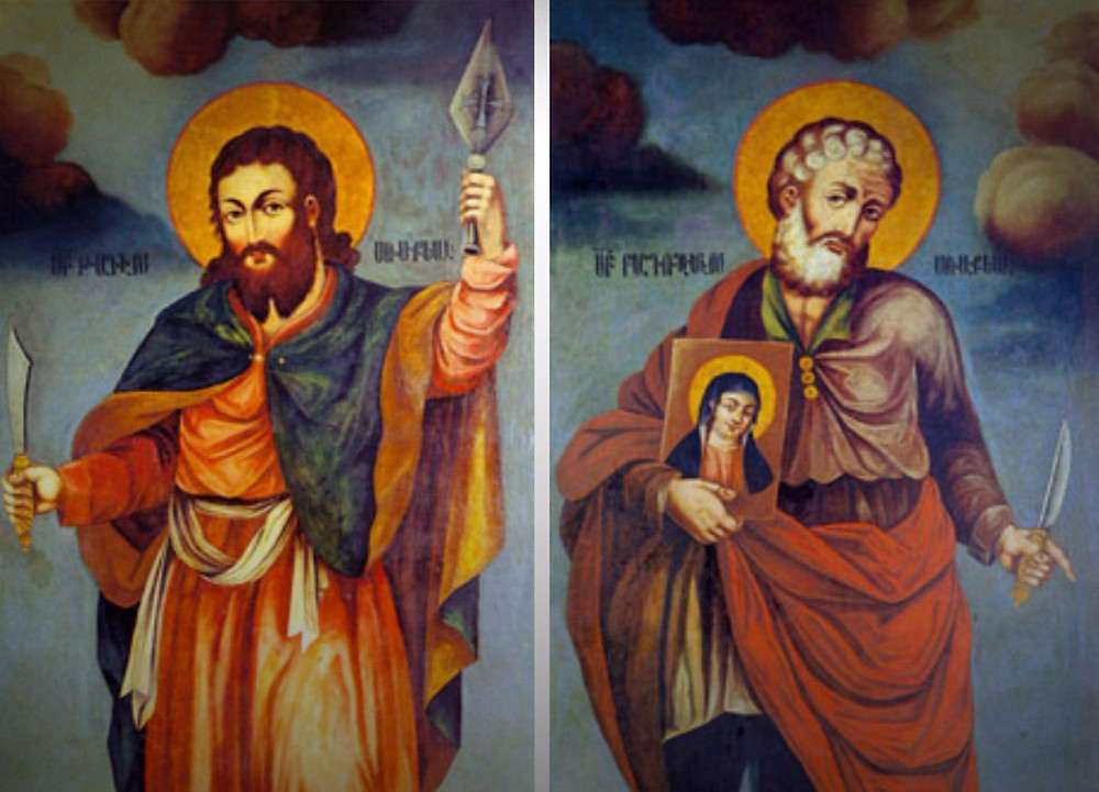 Sts. Thaddeus and Bartholomew