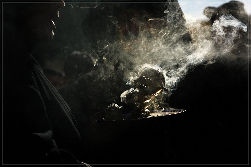 Incense Armenian Church