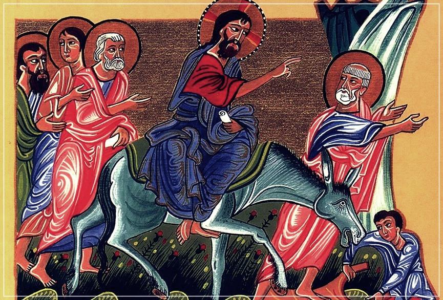 Palm Sunday Armenian iLooys