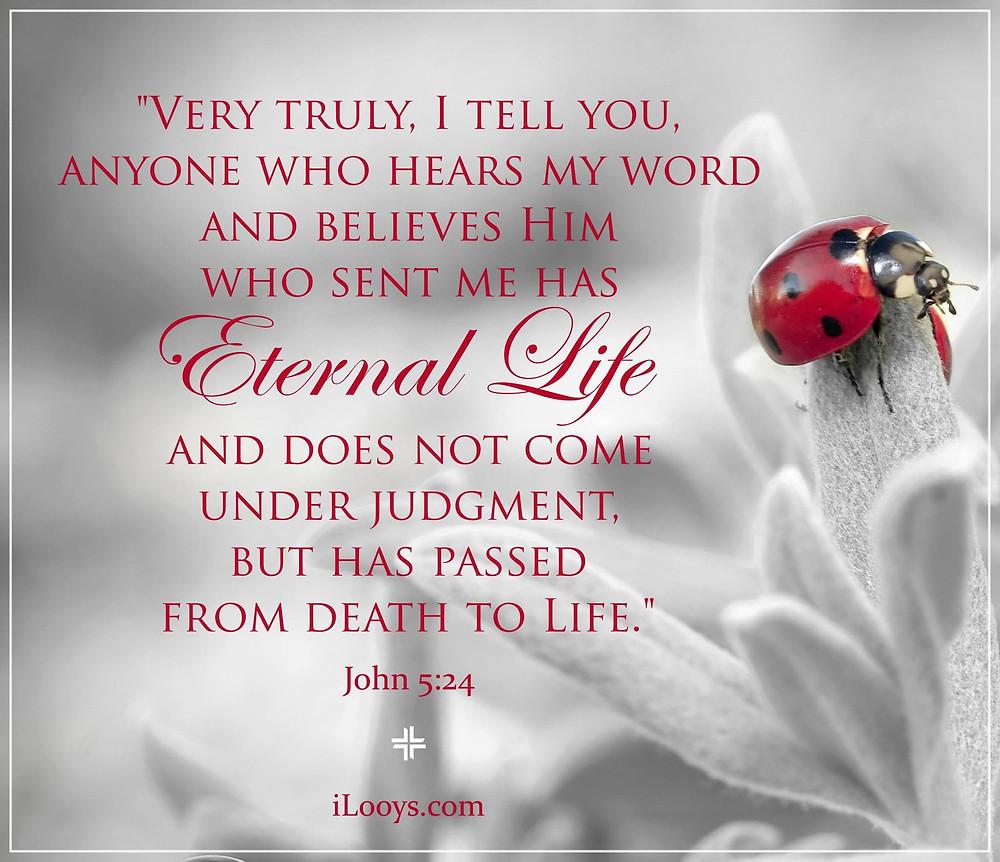 Last Breath Eternal Life