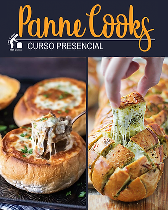 PANNECOOKS & PULL-APART BREADS - PRESENCIAL