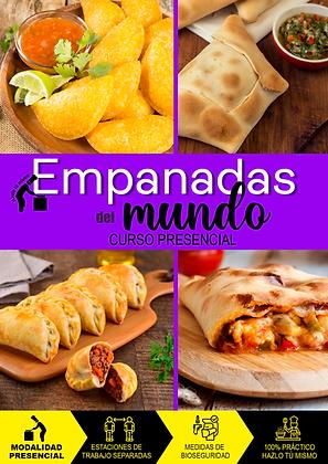 PRESENCIAL - EMPANADAS DELMUNDO