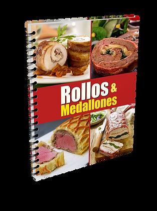 ROLLOS Y MEDALLONES