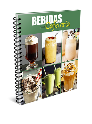 BEBIDAS PARA CAFETERÍA